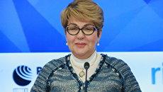 Руководитель Россотрудничества Элеонора Митрофанова. Архивное фото