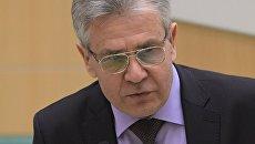 Президент Российской академии наук академик Александр Сергеев. Архивное фото