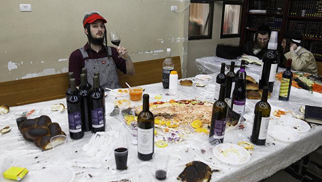 пьют ли евреи алкоголь