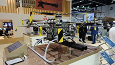 Украина показала в ОАЭ гибридный дрон вертикального взлета-посадки Коммандор