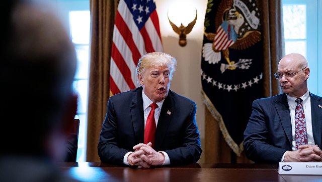 Трамп решил развязать торговую войну вприступе гнева