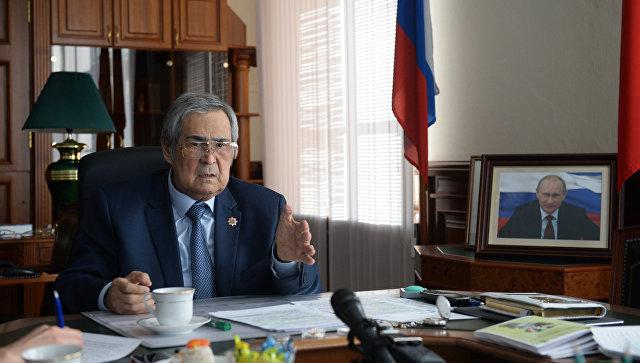 Нового врио губернатора Кемеровской области представят избранникам облсовета 2апреля