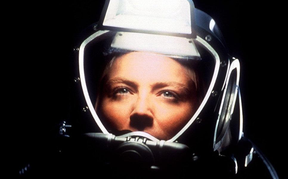 Кадр из фильма Сфера