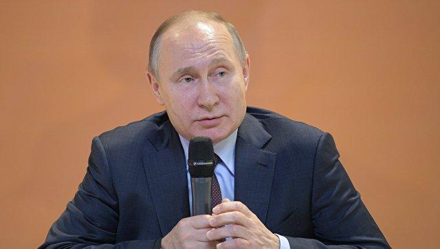 США нагло обманули Россию при перевороте на Украине, заявил Путин