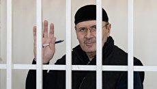 Глава чеченского отделения правозащитного центра Мемориал Оюб Титиев. Архивное фото