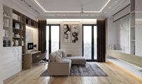 Будуар и хрустальная штора: самые стильные интерьеры квартир для женщин