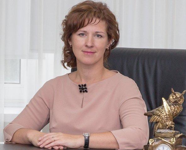 Президент Нотариальной палаты Ханты-Мансийского автономного округа-Югры Жанна Самойлова