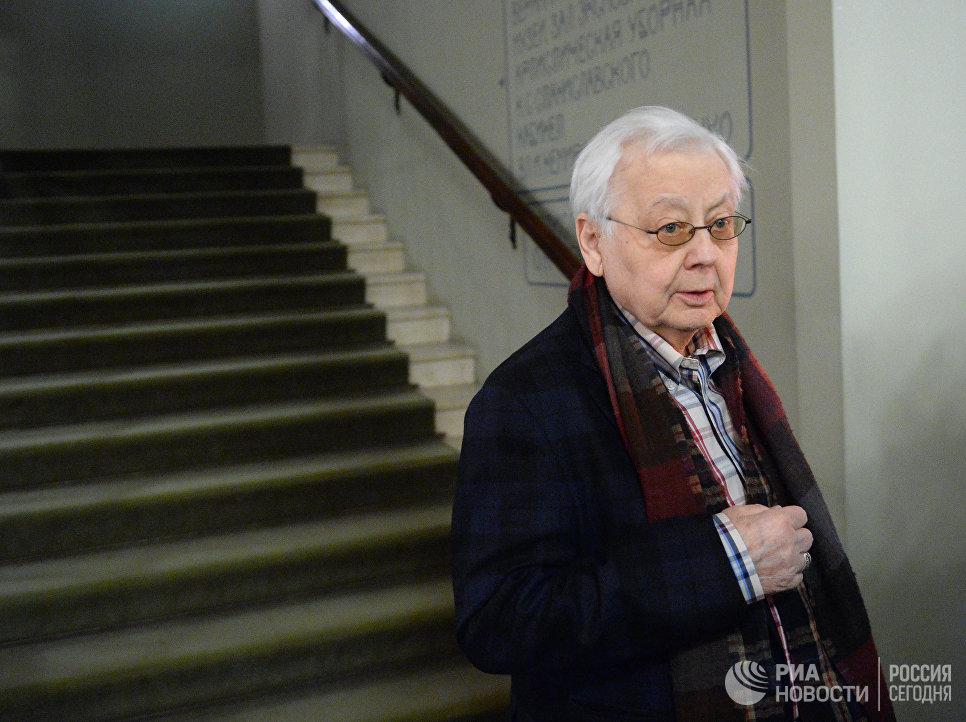 Где икогда похоронят артиста— скончался  Олег Табаков