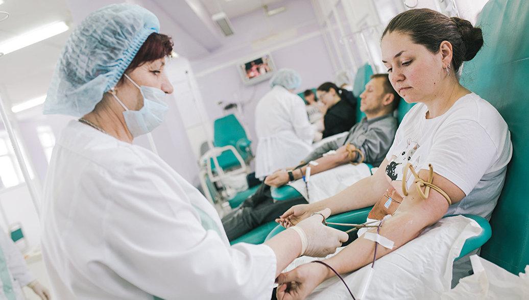 Добровольцы расскажут школьникам о донорстве крови