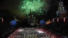 Фестиваль Спасская башня. Архивное фото
