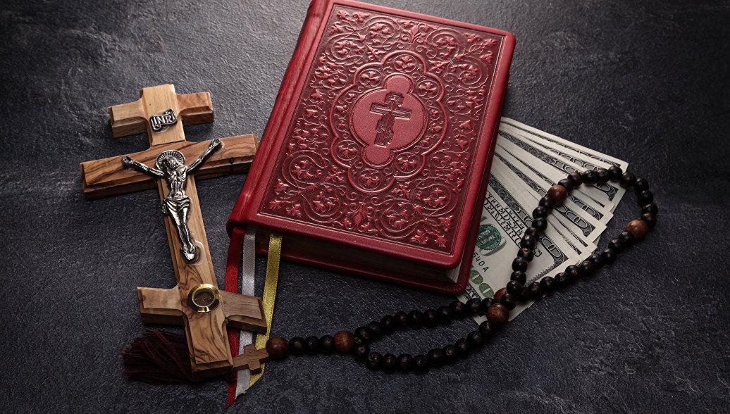 """Валютный духовник и молитвы """"от всего"""": как в интернете наживаются на ленивых верующих"""