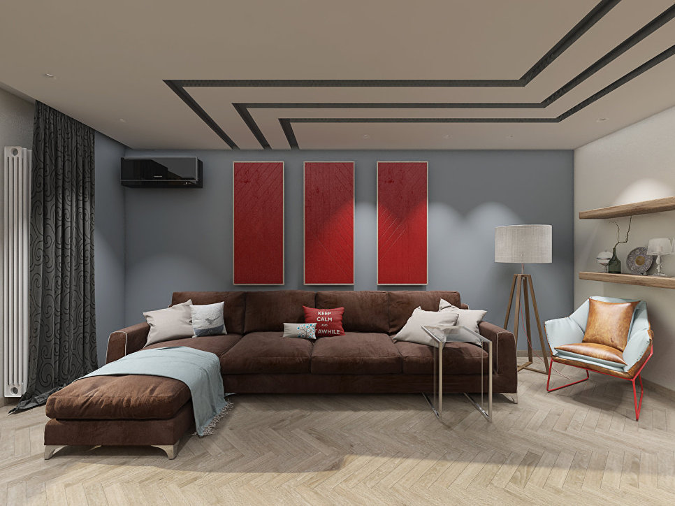 Десять оригинальных способов переделать интерьер съемной квартиры под себя