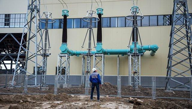 Правительство обсудит сроки запуска ТЭС в Крыму на следующей неделе