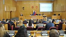 Первый форум молодежных парламентов в Воронеже