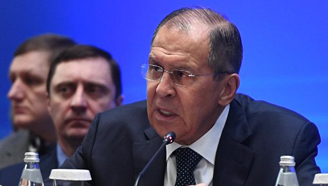 Лавров заявил о стремлении США обесценить ядерный потенциал России