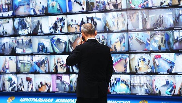 Неменее 56,2 млн граждан России выбрали В. Путина президентом страны