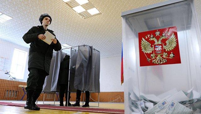 В Подмосковье не зафиксировали нарушений на выборах
