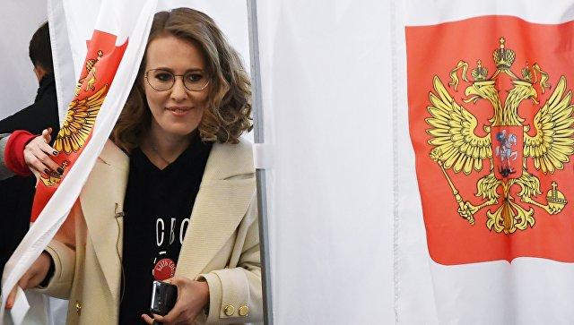 Навыборах проголосовал последний кандидат впрезиденты