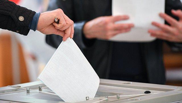 Выборы президента РФ. 18 марта 2018