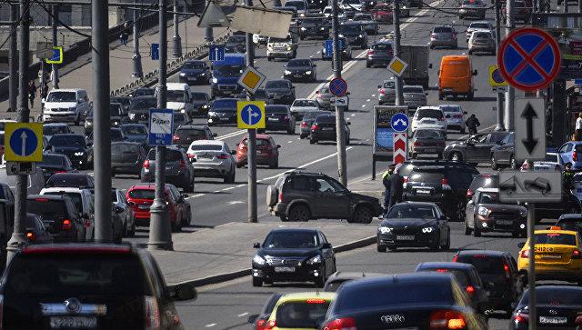 Москва признана самым страдающим отпробок городом Европы