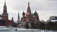 Храм Покрова Пресвятой Богородицы на Рву (храм Василия Блаженного) в Москве. Архивное фото