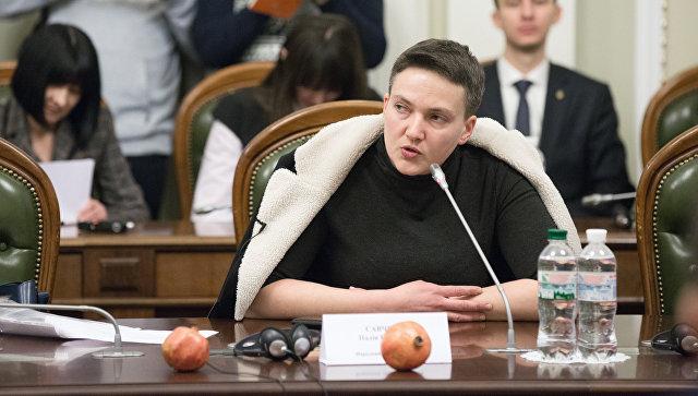 Заседание комитета Верховной рады Украины