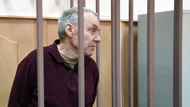 Отец полковника МВД Дмитрия Захарченко Виктор. Архивное фото