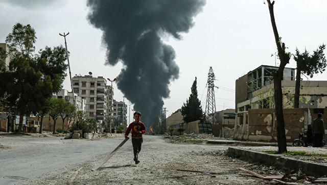 Сирийская Дума. Архивное фото