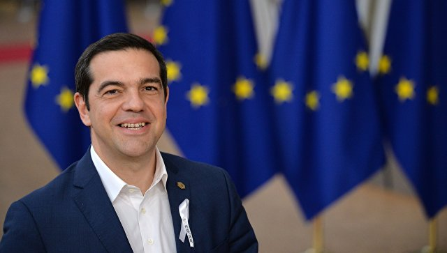 Ципрас подтвердил визит в Москву