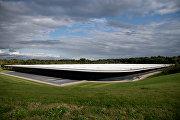 Технологический центр McLaren в Уокине, Великобритания