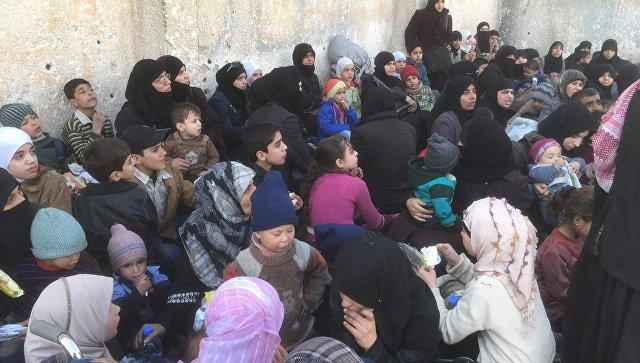 Еще два города вВосточной Гуте освобождены отпроамериканских боевиков— Дамасский котёл