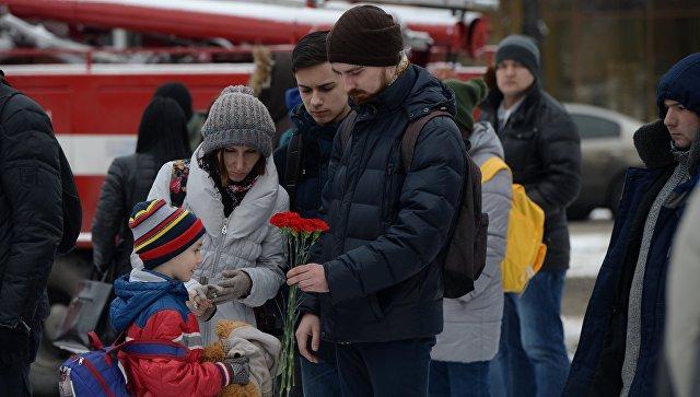Мэр Уфы направил телеграмму ссоболезнованиями вКемерово