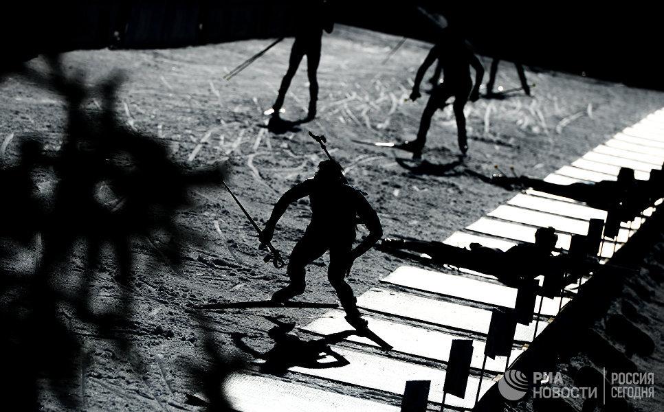 Микито Тачизаки (Япония) на огневом рубеже индивидуальной гонки среди мужчин на чемпионата мира по биатлону в австрийском Хохфильцене. Специальный фотокорреспондент МИА Россия сегодня Алексей Филиппов занял второе место в категории Спортивные истории (Story Sports) на международном фотоконкурсе Istanbul Photo Awards