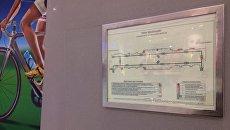 План эвакуации в ТРЦ. Архивное фото