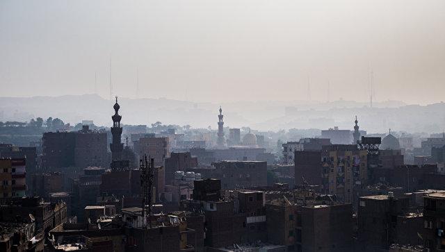 Мечети и дома в Старом городе Каира. Архивное фото