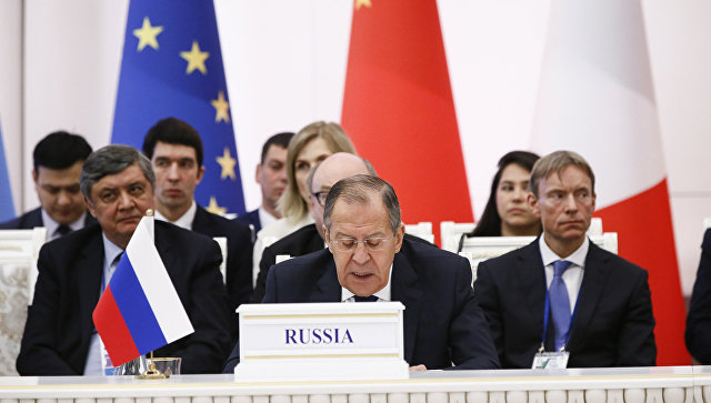 Лавров пообещал скорый ижесткий ответ нахамство Запада