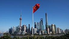 Район Пудун в Шанхае. Архивное фото