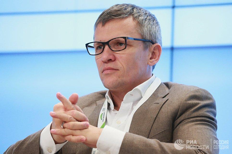 Руководитель Департамента информационных технологий Москвы, министр правительства Москвы Артем Ермолаев