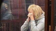 Танзилия Комкова. Архивное фото
