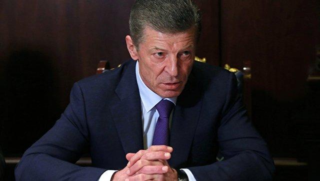 Козак поручил проработать введение в России плавающих акцизов на топливо
