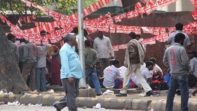 Девять человек стали жертвами протестов неприкасаемых вИндии