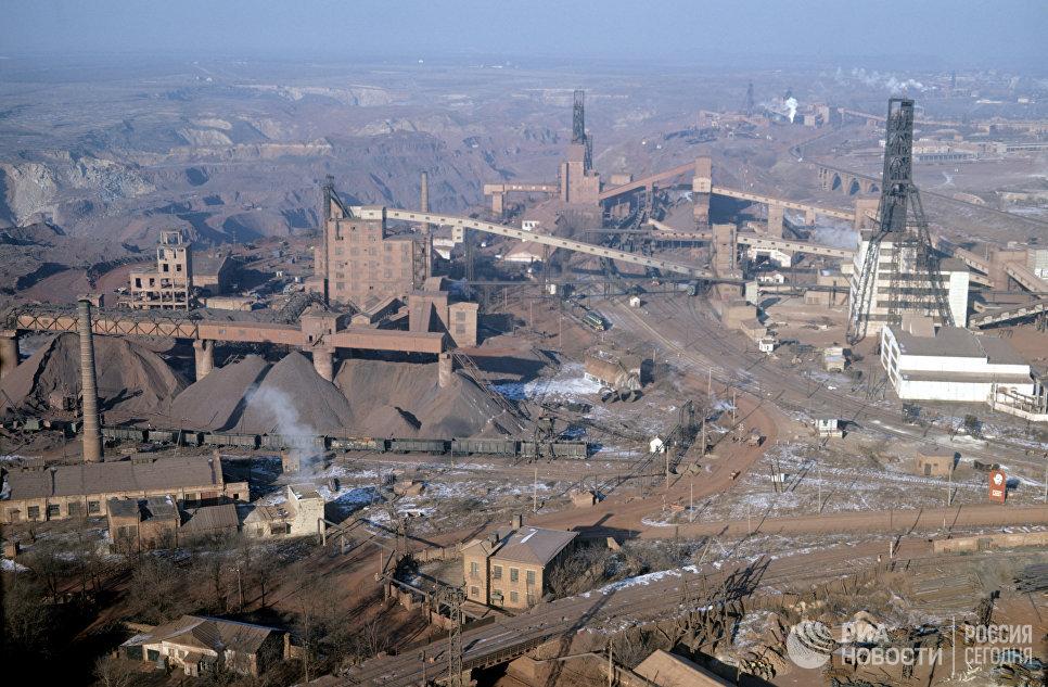 Рудник имени Дзержинского