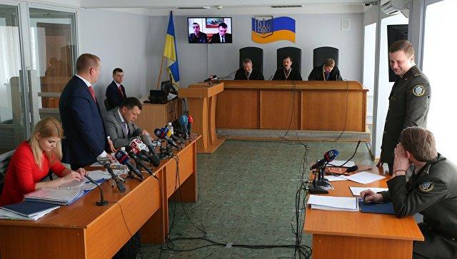 Суд в Киеве продолжил рассмотрение дела против Януковича о госизмене