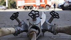 Пожарное оборудование. Архивное фото