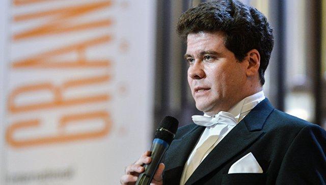 Художественный руководитель и председатель оргкомитета конкурса Grand Piano Competition Денис Мацуев
