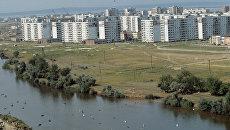 Новый жилой район города Балаково