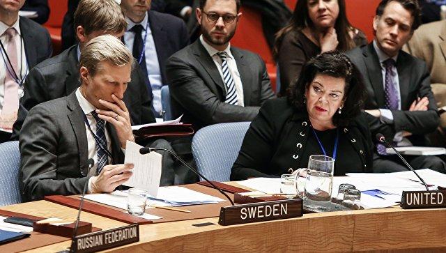 Великобритания назвала гротеском объявление опостановке «химатаки» вСирии