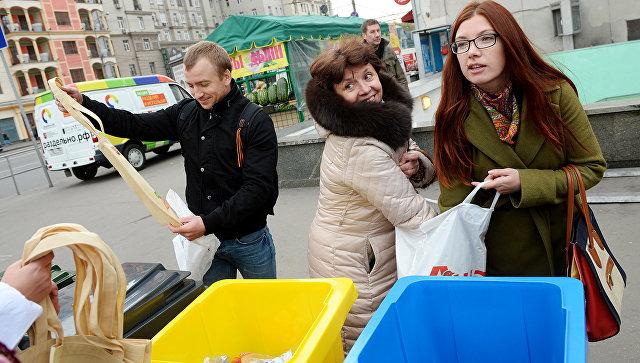 ОНФ: раздельный сбор мусора – единственный способ решить проблему