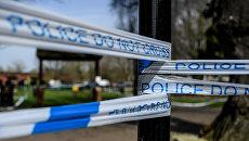 Ограждения, выставленные полицией города Солсбери. Архивное фото