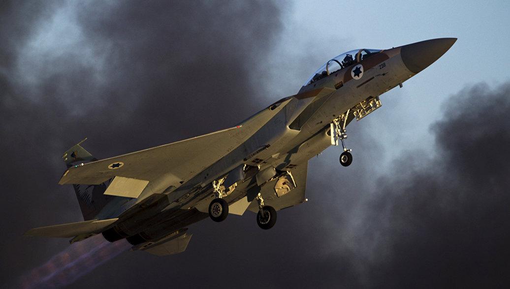 Трое иранцев погибли в результате удара Израиля по сирийской авиабазе